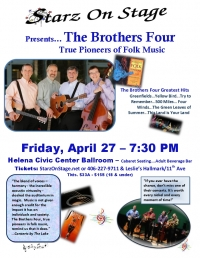 The Brothers Four in Concert
