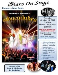 Abbacadabra - the ultimate ABBA tribute