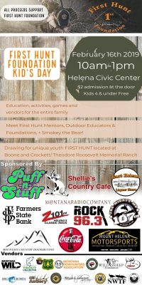 First Hunt Foundation Kids Day