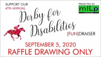 Derby for Disabilities [FUN]draiser - Raffle ONLY!!
