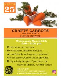 Crafty Carrots