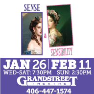 Sense and Sensibility at Grandstreet Theatre