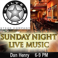 Sunday Night Live Music with Dan Henry