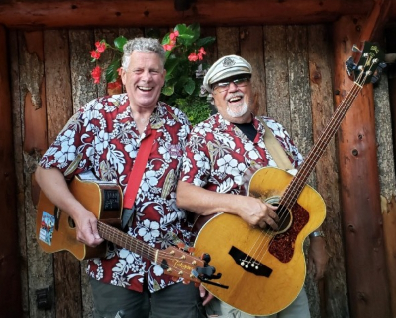 Starz on Stage Presents the Singing Sons of Beaches