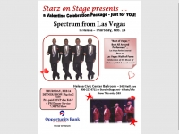 Valentine Party with Vegas group - Spectrum