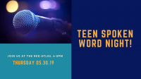 Teen Spoken Word Night