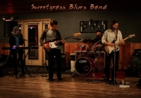 Sweetgrass Blues Band - Live in Clancy - No Cover