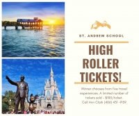 St. Andrew School High Roller Tickets