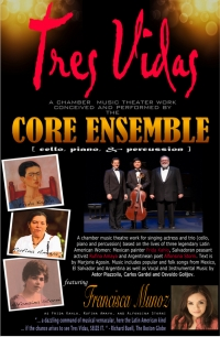 Core Ensemble Presents: Tres Vidas