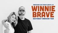 Winnie Brave American Tour