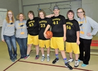 Special Olympics State Basketball Tournament
