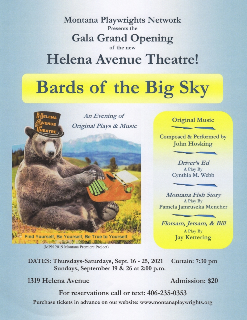 Bards of the Big Sky