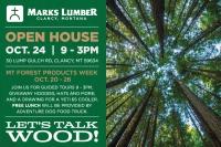 Marks Lumber Open House