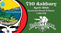Live Music: 710 Ashbury at Lewis and Clark Brewing