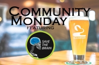 Community Monday @ BRBC with Save the Brain