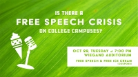 Free Speech on Campus Panel Discussion