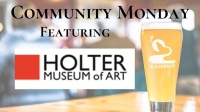 Community Monday @ BRBC with Holter Museum of Art