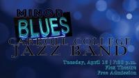 Carrol Spring Jazz Band Concert