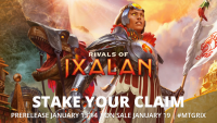 Rivals of Ixalan Pre Release Tournament