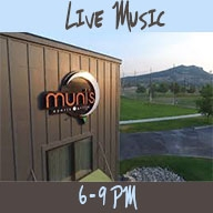 Live Music at Muni's Sports Grille. Halloween Party