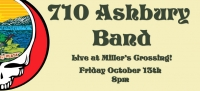 710 Ashbury Band plays Grateful Dead tunes