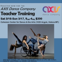 AXIS Dance Company Training