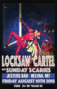 Locksaw Cartel and Authority Worship