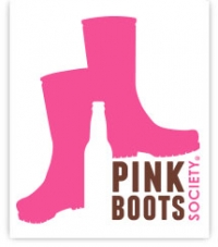 Pink Boots Community Monday at the Blackfoot Tap Room