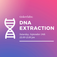 TinkerLabs: DNA Extraction