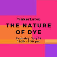TinkerLabs: The Nature of Dye