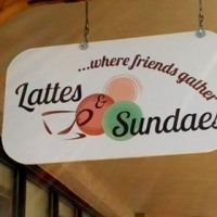 Lattes & Sundaes Cafe
