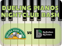 Dueling Pianos NIghtclub Bash