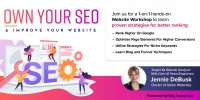 Own Your SEO & Improve Your Website