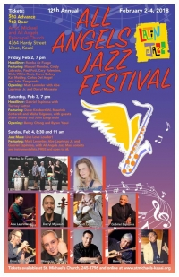 All Angels Jazz Festival