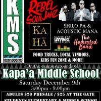Rebel Souljahz with KaHa & More!