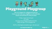 Playground Playgroup