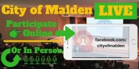 City of Malden Live
