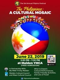 3rd Annual Filipino Festival in Malden