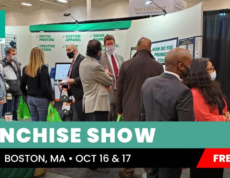Boston Franchise Show - Free Tickets