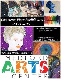 Inclusion Art Exhibit & Reception at Commerce Place