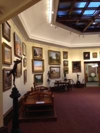 Art Night at the Malden Public Library