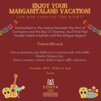 Murder in Margaritaland Murder Mystery Night