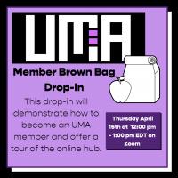 Member Brown Bag Drop-In