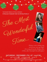 The Most Wonderful Time....