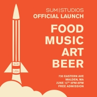 SUM Studios Official Launch Party