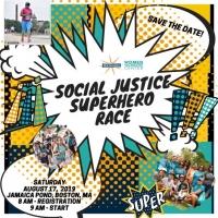 Matahari Social Justice Superhero Race