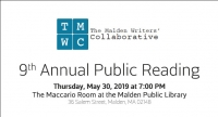 Public Reading by the Malden Writers' Collaborative