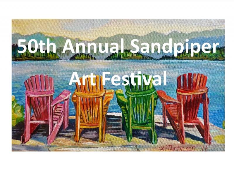 50th Annual Sandpiper Art Festival