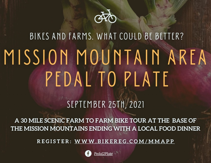 Mission Mountain Area Pedal to Plate (MMAPP)