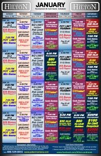 $40 NLH Tournament, $150 extra prizes